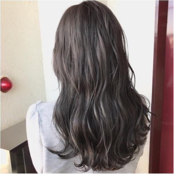 【hair】透け感たっぷりのヘアカラーがきてる?♡ハイライトもいれて、動きのある立体感が可愛い!!▶︎▶︎美容師さんオススメの巻き方レシピも♡_5