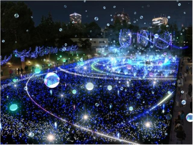 東京都内のおすすめイルミネーション、表参道、恵比寿、お台場etc.11選☆彡_4