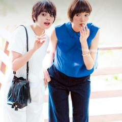 【今日のコーデ】友達とおしゃれしてショップクルーズへGO!