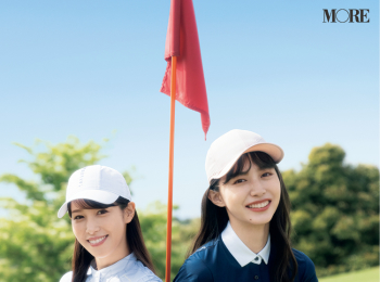 """鷲見玲奈さん&井桁弘恵がゴルフトーク! """"ゴルフを始めてよかったこと""""とは?PhotoGallery"""