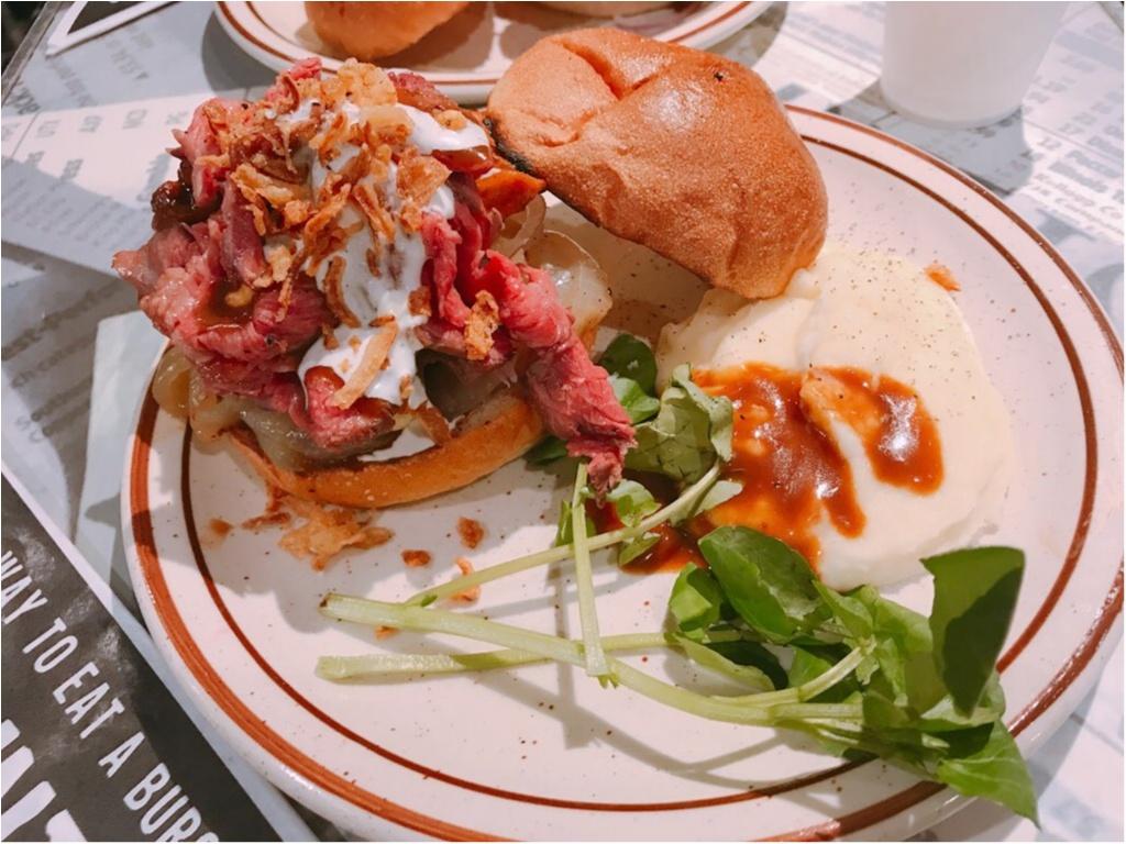 【J.S.Burgers Cafe】から《クリスマス限定メニュー》が新登場★ローストビーフとチキンバーガーが同時に堪能できちゃいます♡♡_4