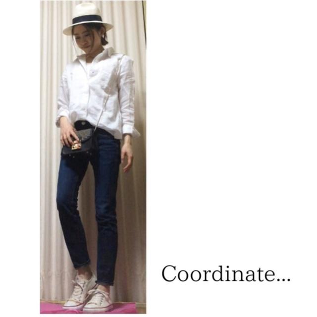 Coordinate... My定番 シャツ×デニム_2