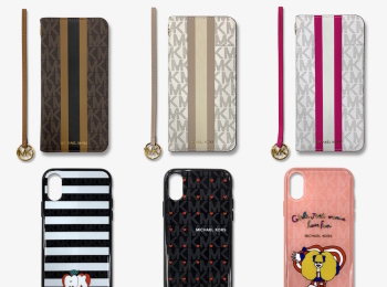 『マイケル・コース』が人気アーティスト・ヤナギダマサミ氏とコラボ! iPhoneケース、どれにする?