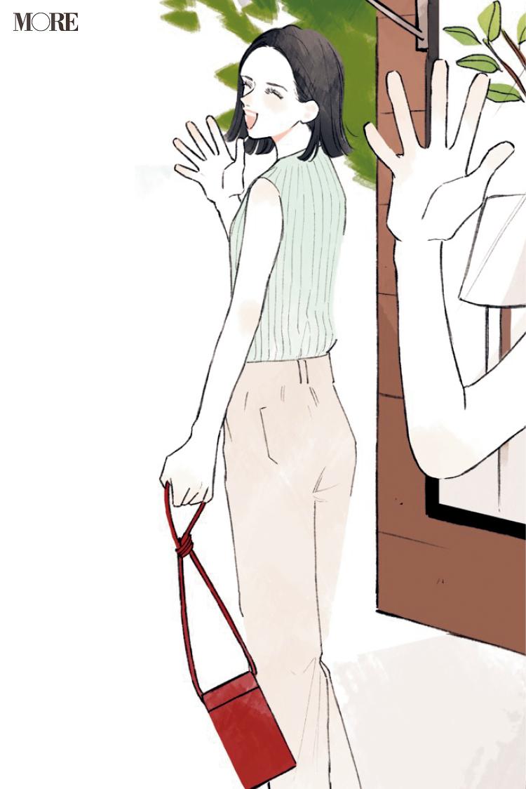 【着回しまとめ】7/10(金)〜7/17(金)通勤服厳しめ派・アオイの『涼しげ寒色服着回し』コーデ全部見せ☆_1_2