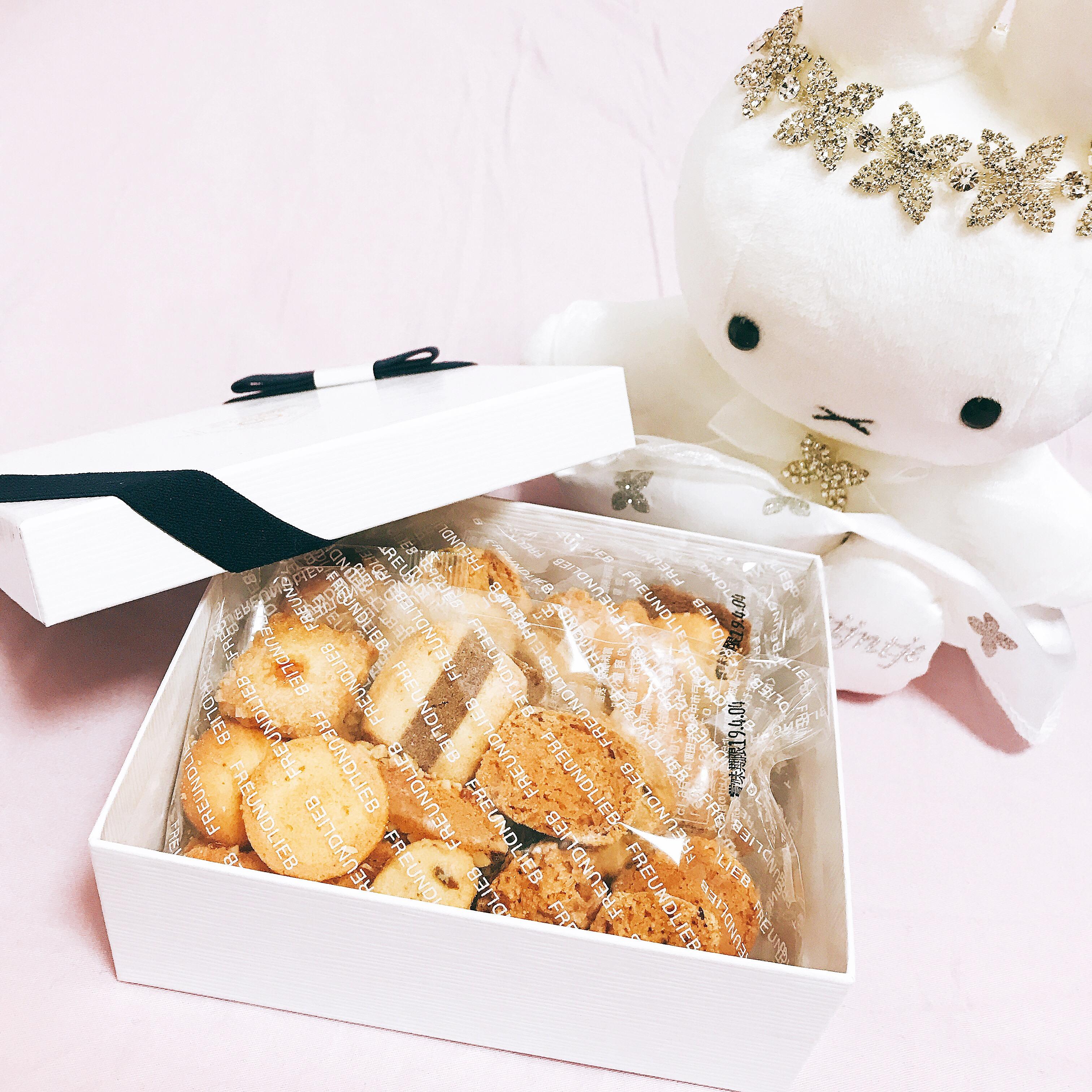 【神戸】貰ってかわいい開けてかわいい フロインドリーブのクッキー【お土産】_2