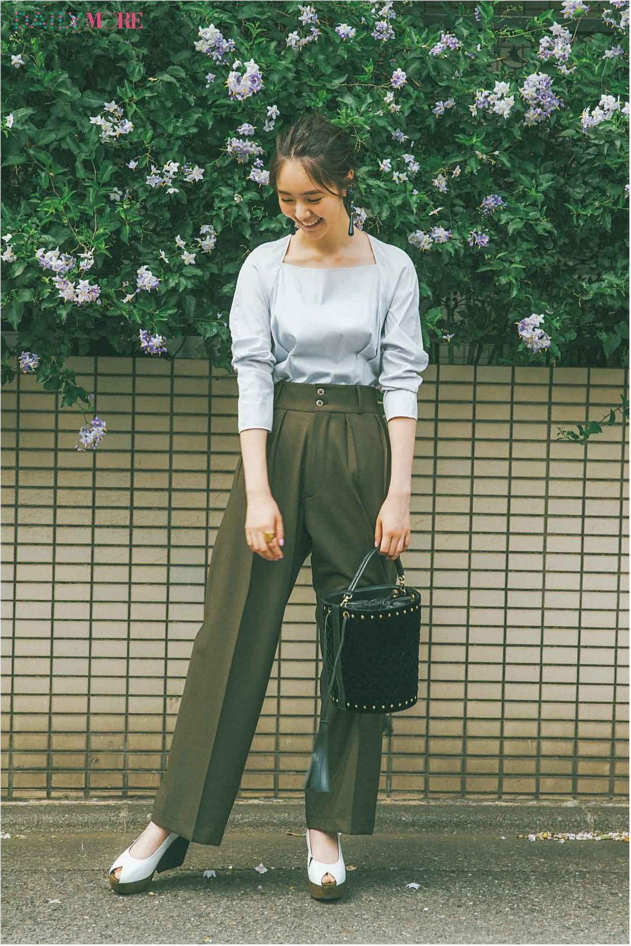 あなたに似合う一本を探そ♪ 秋に履きたい「ワイドパンツ」まとめ♡_1_6