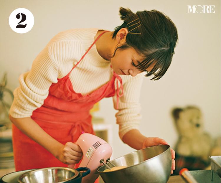 おしゃれでかわいいクリスマス用のショートケーキ作りに挑戦! レシピも要チェック【佐藤栞里のちょっと行ってみ!?】_3