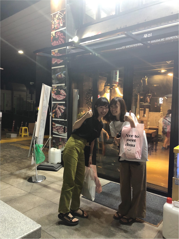 【旅行】弾丸韓国☆一泊二日の《オトナ女子旅!》_3