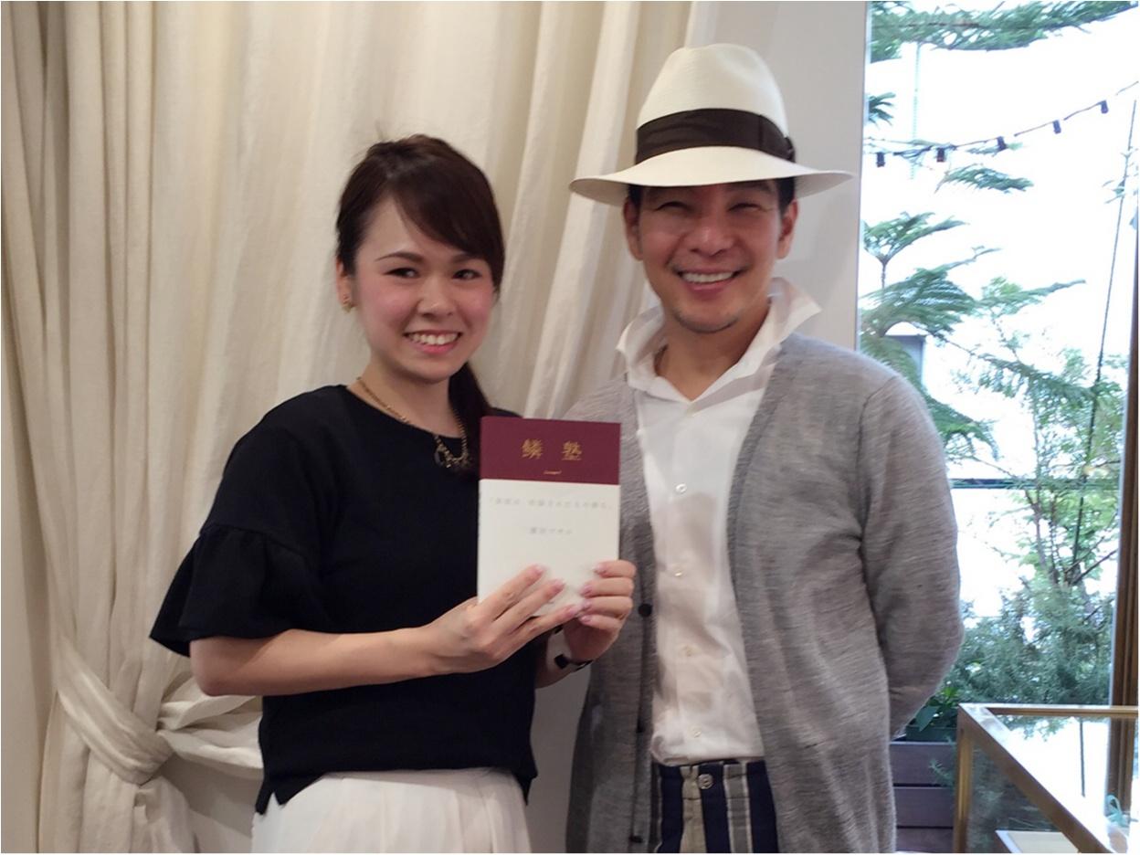 大人気の美容講座が1冊の本に!濱田マサルさんのサイン会へ行ってきました!_2