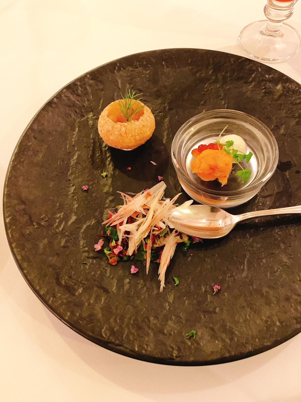 【女子旅】《海を一望する老舗の洋館レストラン》で味わうフランス風創作海辺料理♡_3