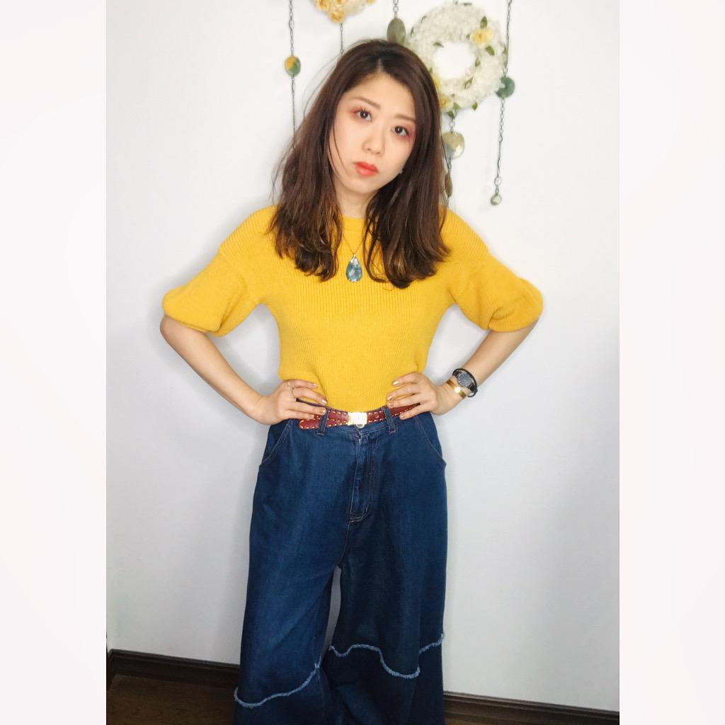 【オンナノコの休日ファッション】2020.5.5【うたうゆきこ】_1