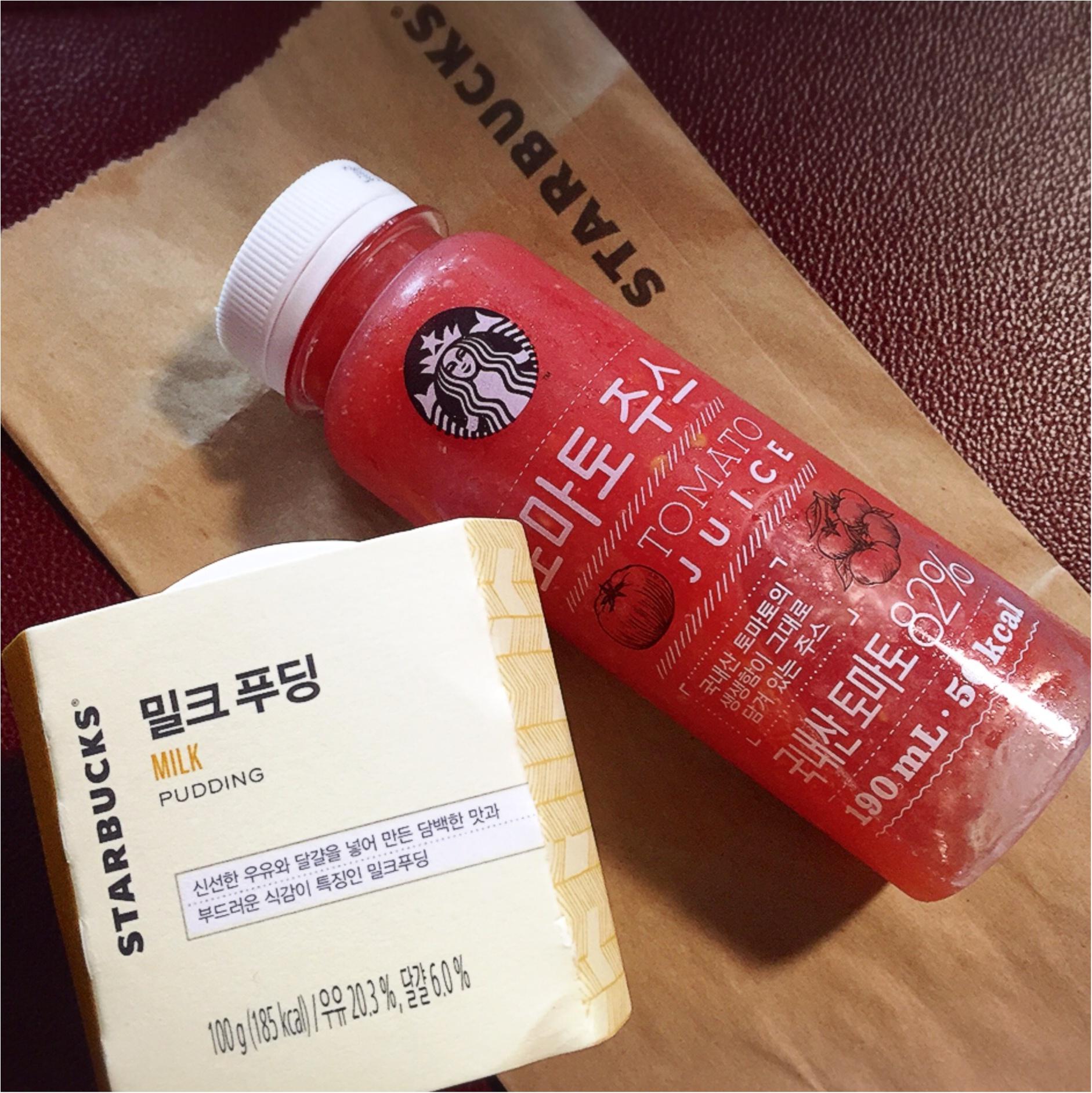 ついに…!韓国で大人気★スタバのプリンが日本仕様になって登場!!_8