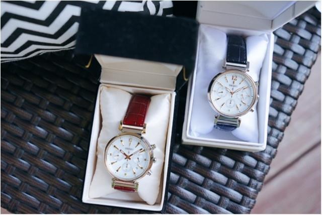 『LUKIAxTOKYOPANDA』のコラボ時計が発売♡_5