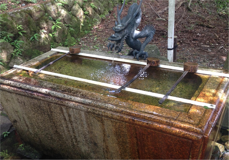 いざ、参らん!箱根のパワースポット。縁結びの神&富士山の美味しい湧き水もタダで❤️_11