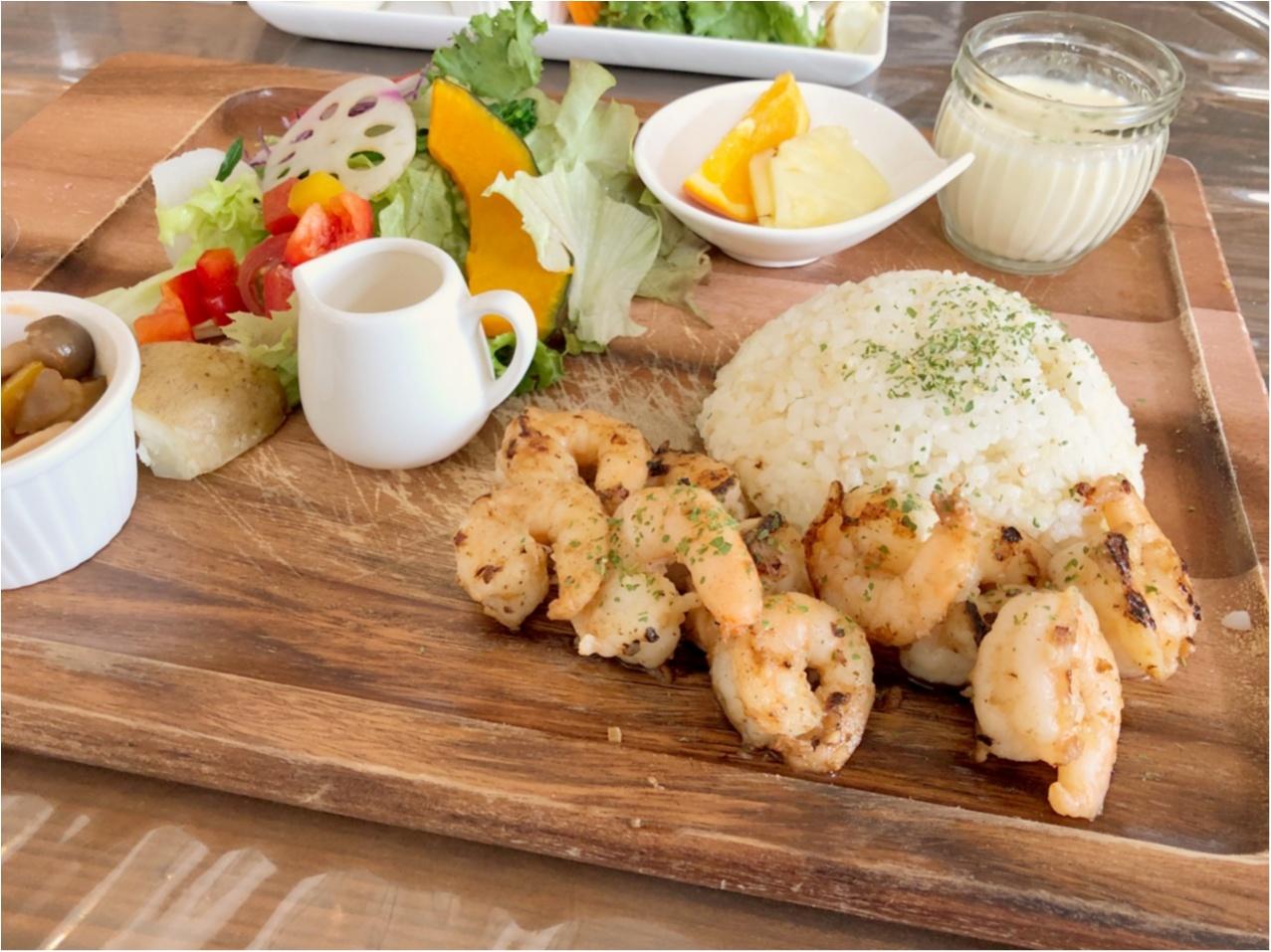 女子に嬉しい♡ 《 nijiiro喫茶 》の野菜たっぷり美味しいヘルシーランチ ♡♡_5