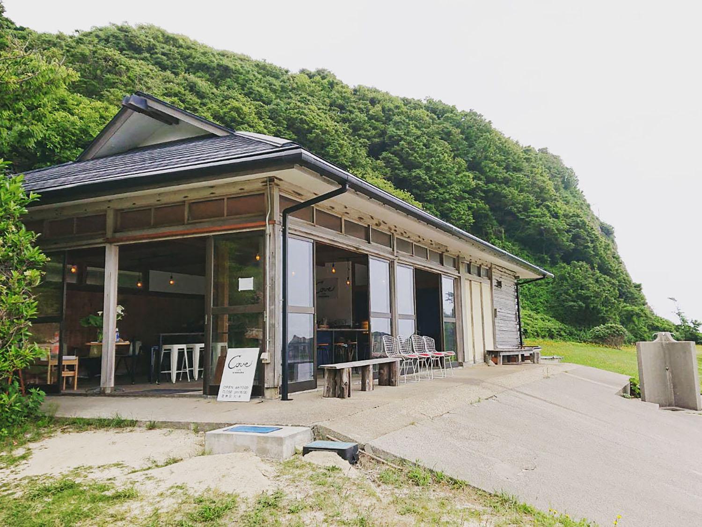Cafe Coveの外観02