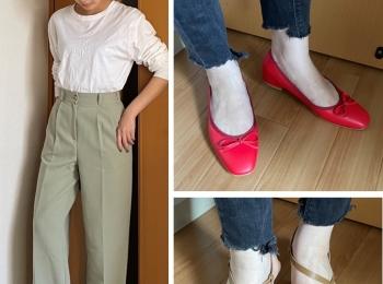 プチプラECブランドのパンツと靴を徹底分析! 腰張りライターの試着ルポ&おすすめ教えます