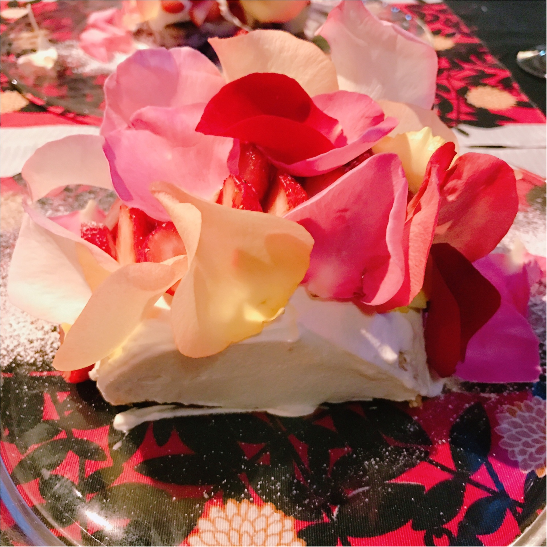 ★PINK・STRAWBERRY・FLOWER♡『可愛い』が全部詰まったスペシャルケーキが食べられるお店って?★_1