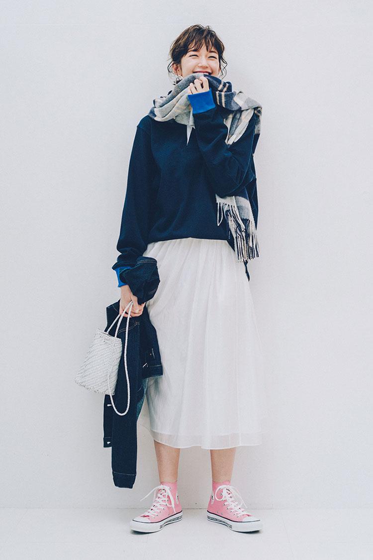 コンバースのスニーカー特集 - 20代ファッション(レディース) | おすすめのコーディネートまとめ_13