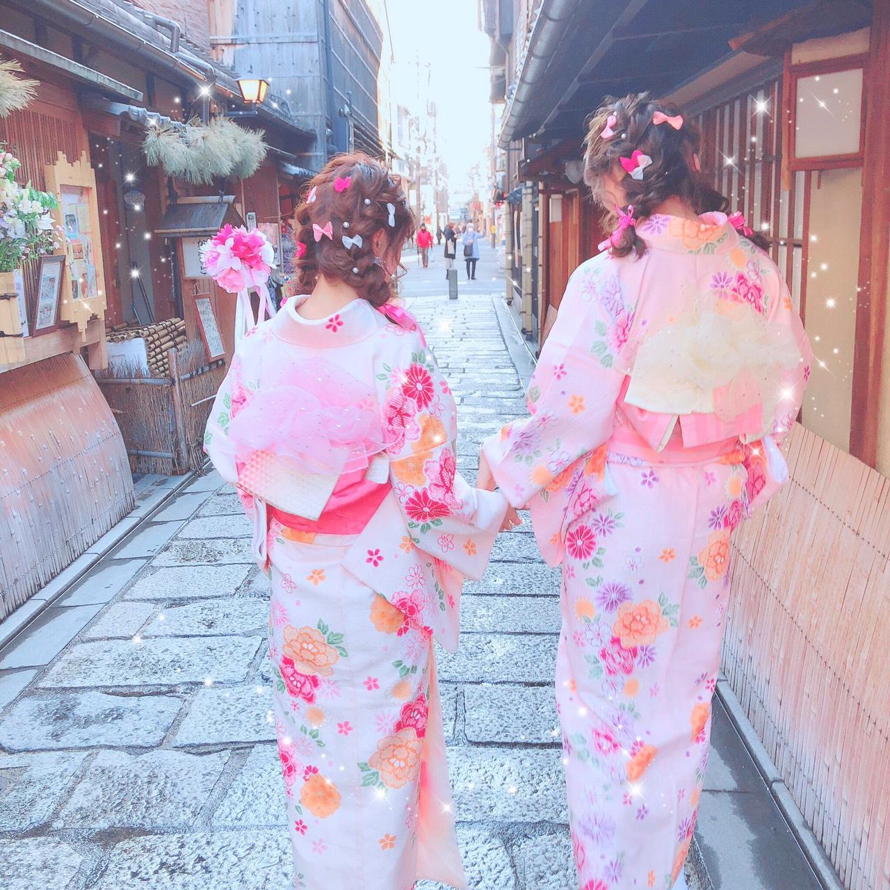 京都で着物・浴衣レンタルなら、人と差がつく可愛さの 『京都祇園屋』と『梨花和服』がおすすめ! シルバーウィークの京都女子旅にも♪_2