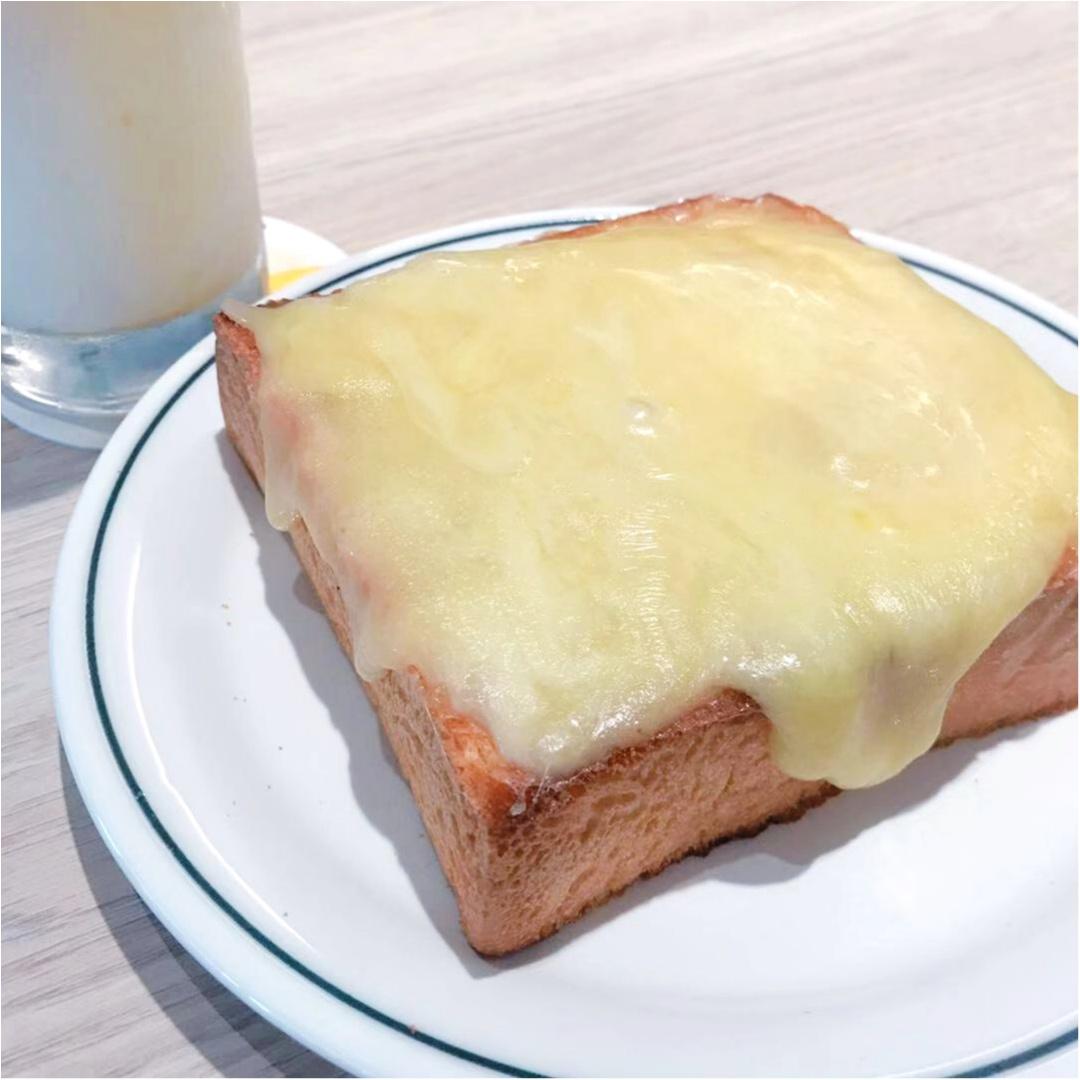 世界一のパン『Wu Pao Chun Bakery(吳寶春麥方店)』の「チーズトースト」
