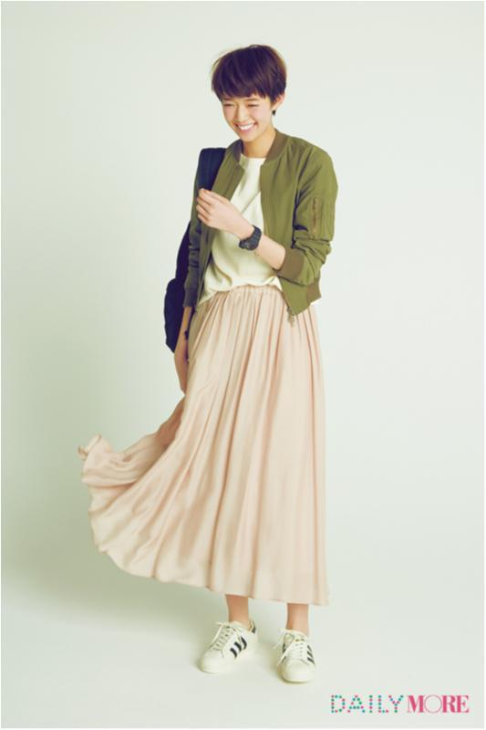 そろそろ「大人っぽい」を目指さない? 春に買うべき最初の一着・きれい色編_1