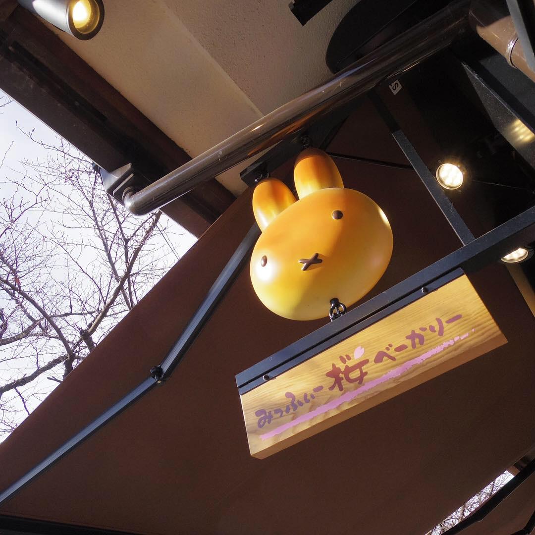 【嵐山の新名所♡】みっふいー桜きっちんの可愛すぎるパンはいかが?_3