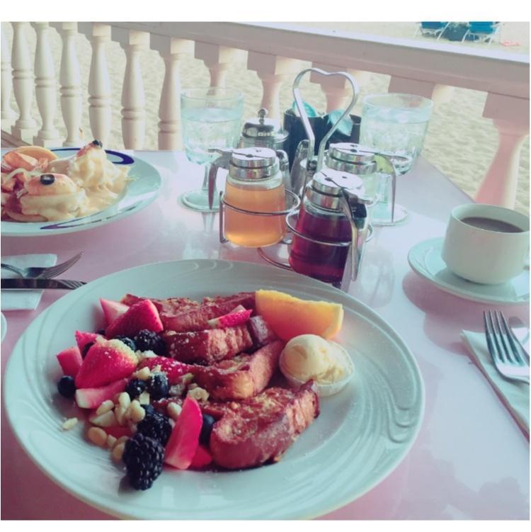 【FOOD】朝食甘系♥︎ハワイで食べてきました行ってきました♥︎あちらこちらの絶品フードとレストランpart②_12