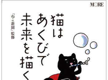 芥川賞作家、女優が猫への愛をつづる! エッセイ集『猫はあくびで未来を描く』【おすすめ☆本】