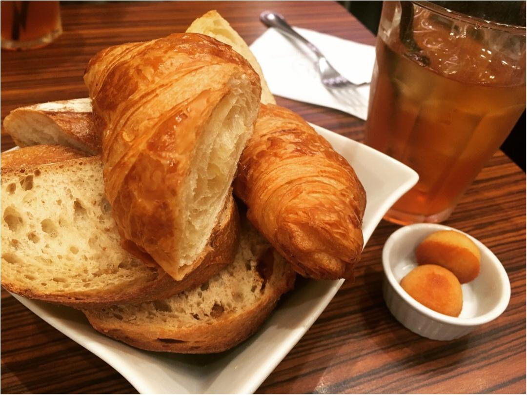 パン大好き人間は一度は行きたい、夢にみたメゾンカイザーのパン食べ放題ランチへ。〜パンの無限ループ〜_3