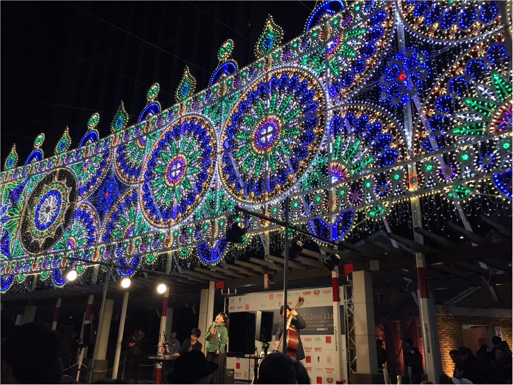 【関西おでかけ】2016旧居留地のクリスマス&神戸ルミナリエ_9