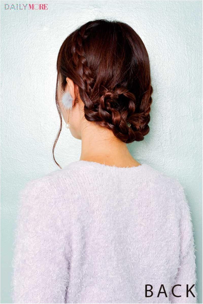結婚式特集《髪型編》- 簡単にできるお招ばれヘアアレンジや、おすすめヘアアクセサリー_18