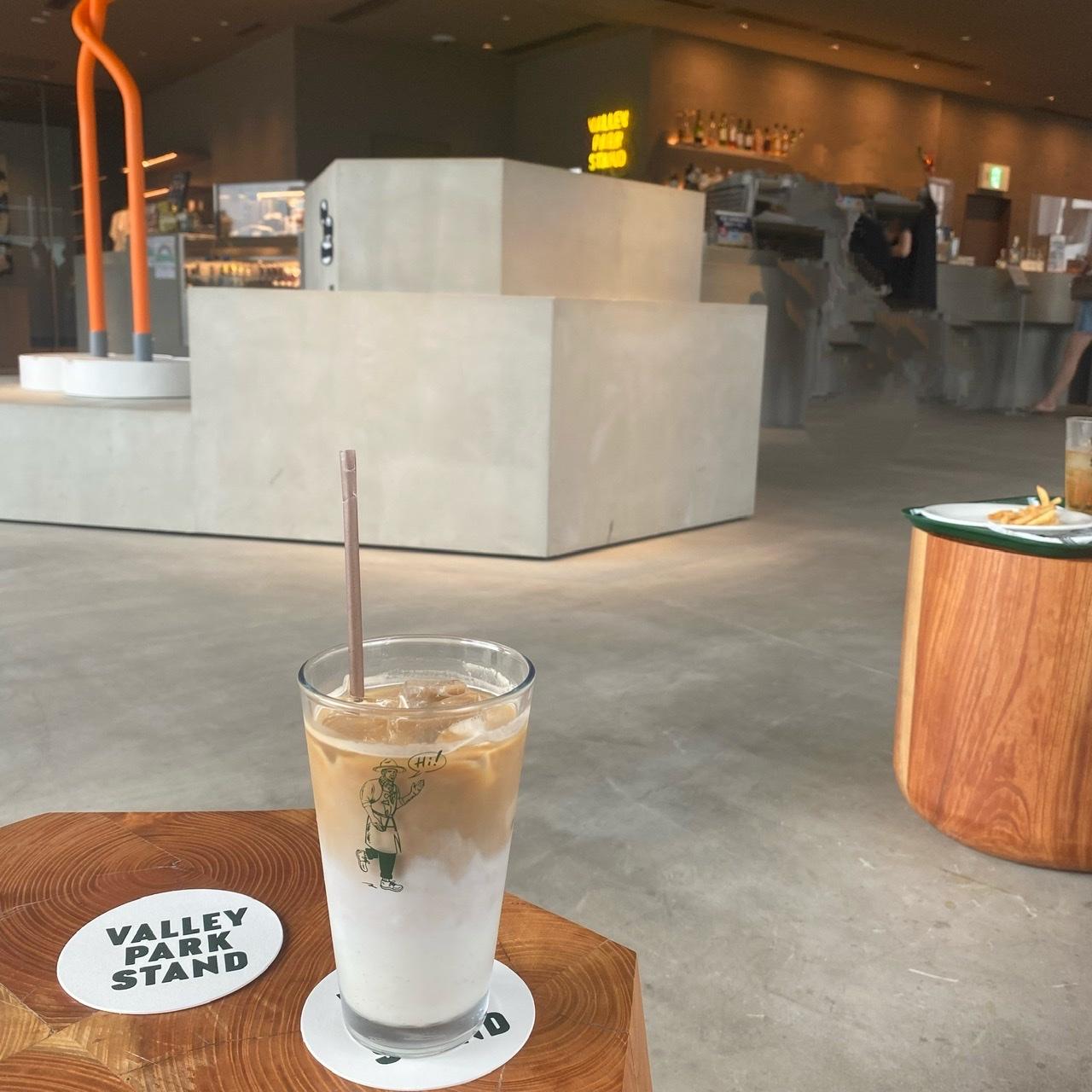 【渋谷カフェ】ホテルと公園を結ぶお洒落カフェ★《VALLEY PARK STAND》へ!_3