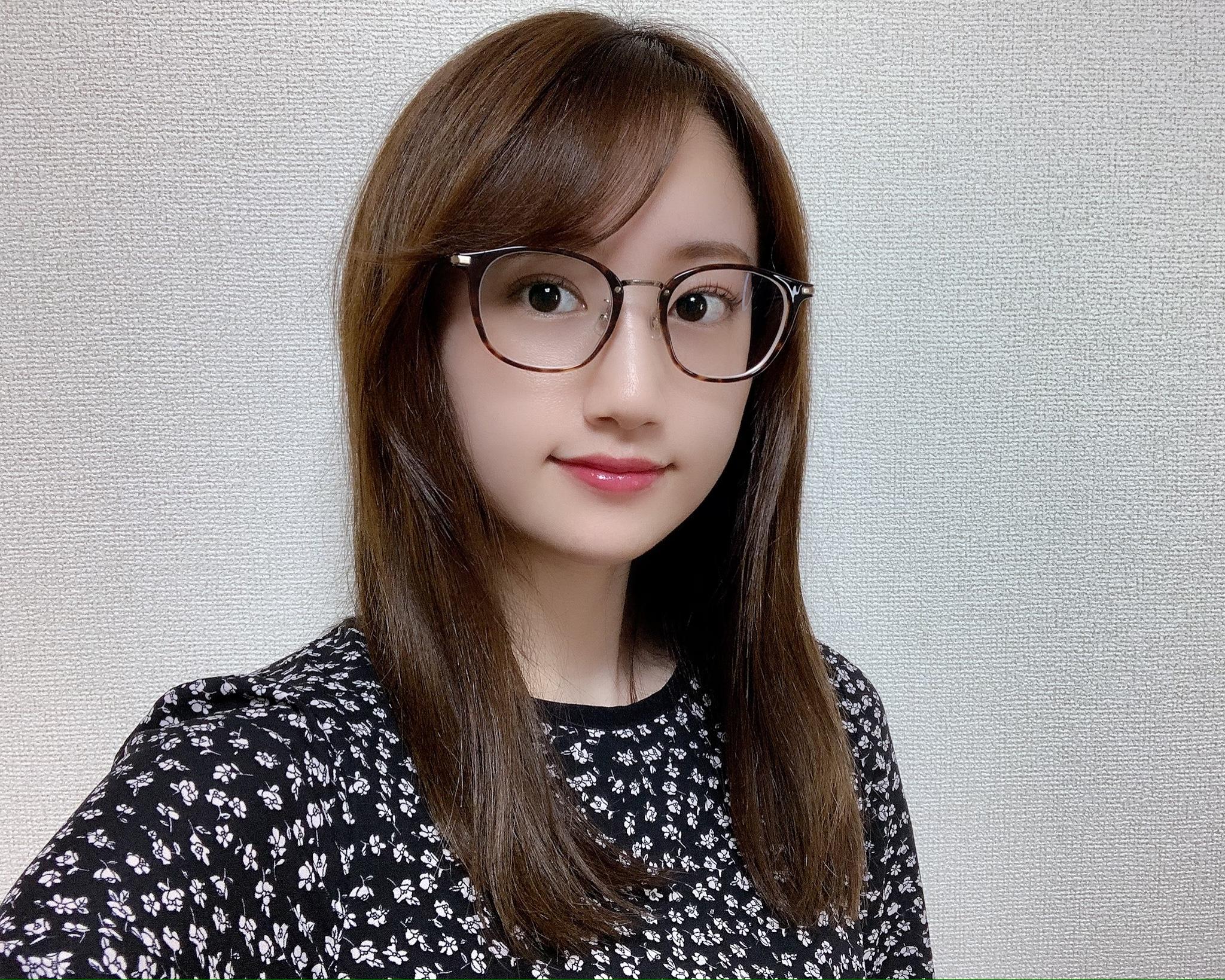 【メガネ主体のメイクが可愛い】JINS×イガリシノブのメーキャップメガネ_4