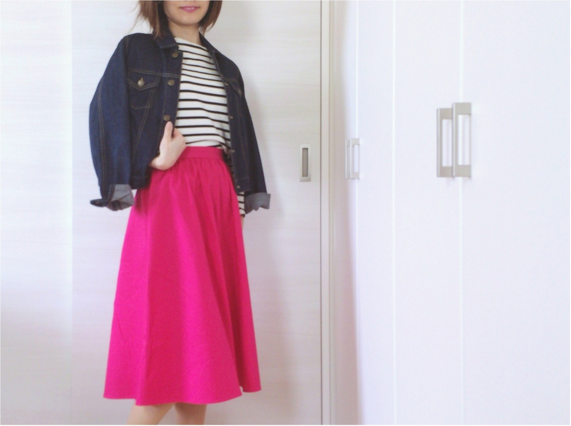 春ファッションを決めるアイテムは『GU』と『しまむら』でGETする!? 今週のモアハピ部人気ランキングトップ5!_3