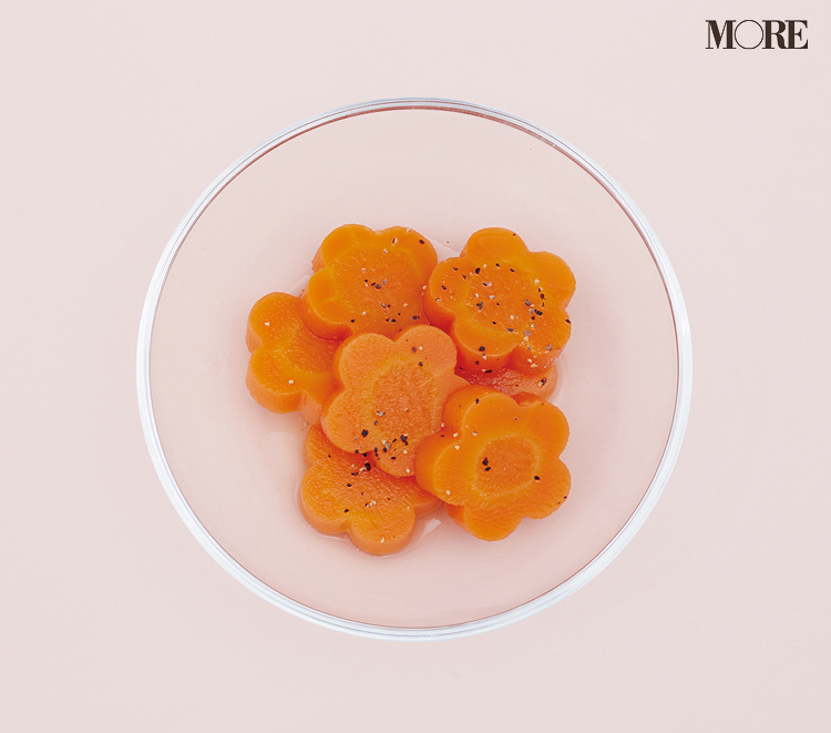 【作りおきお弁当レシピ】にんじん・パプリカ・ミニトマトなど、赤とオレンジ色の野菜でおかず6品! 簡単で、彩り華やかに_6