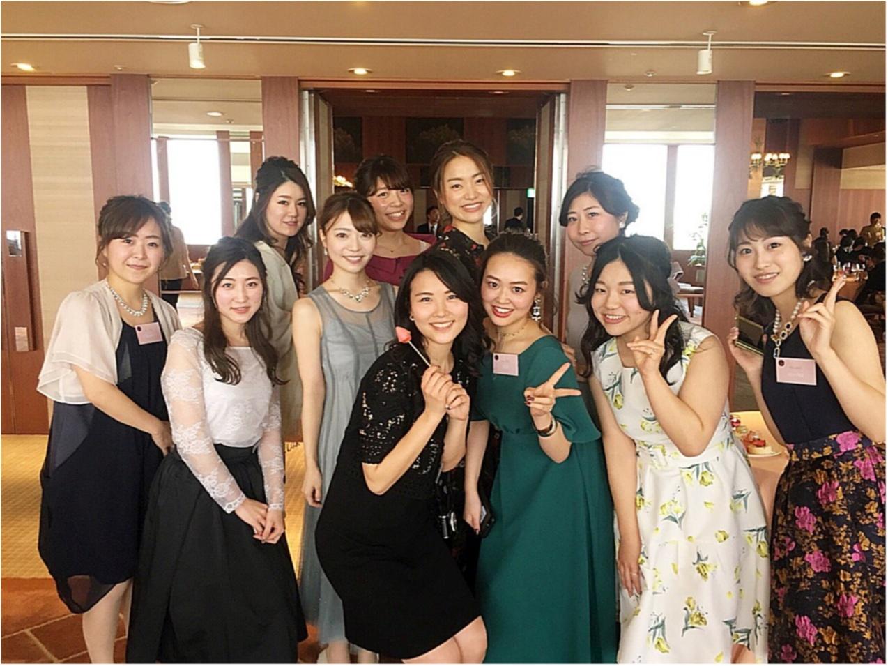 年に一度の大イベント初参加♡MORE大女子会2018♡全国のモアハピ部員が大集合♡!_6
