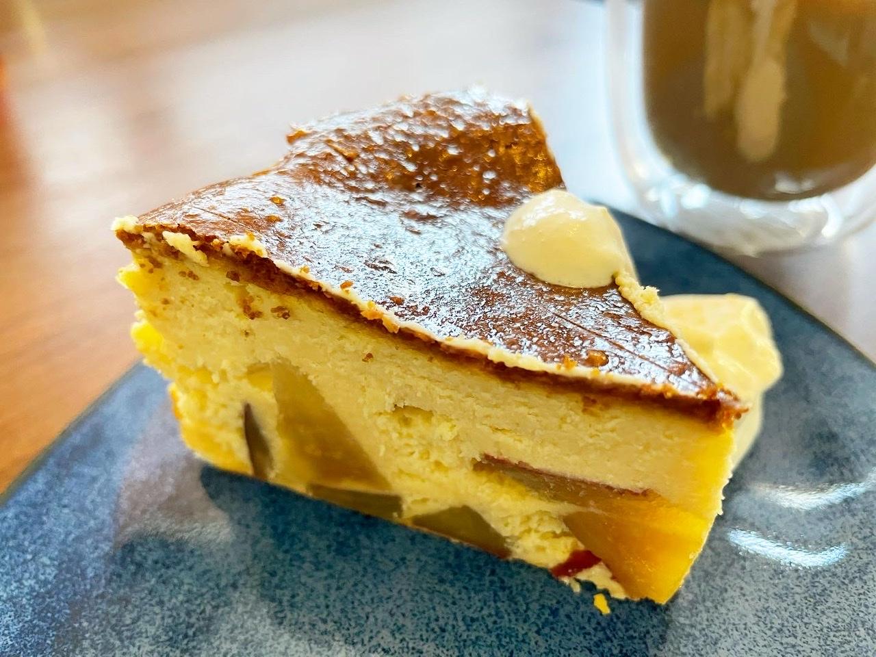 【神レシピ】さつまいもの濃厚バスクチーズケーキ…ほっこり秋スイーツで幸せなおうち時間❤︎_3