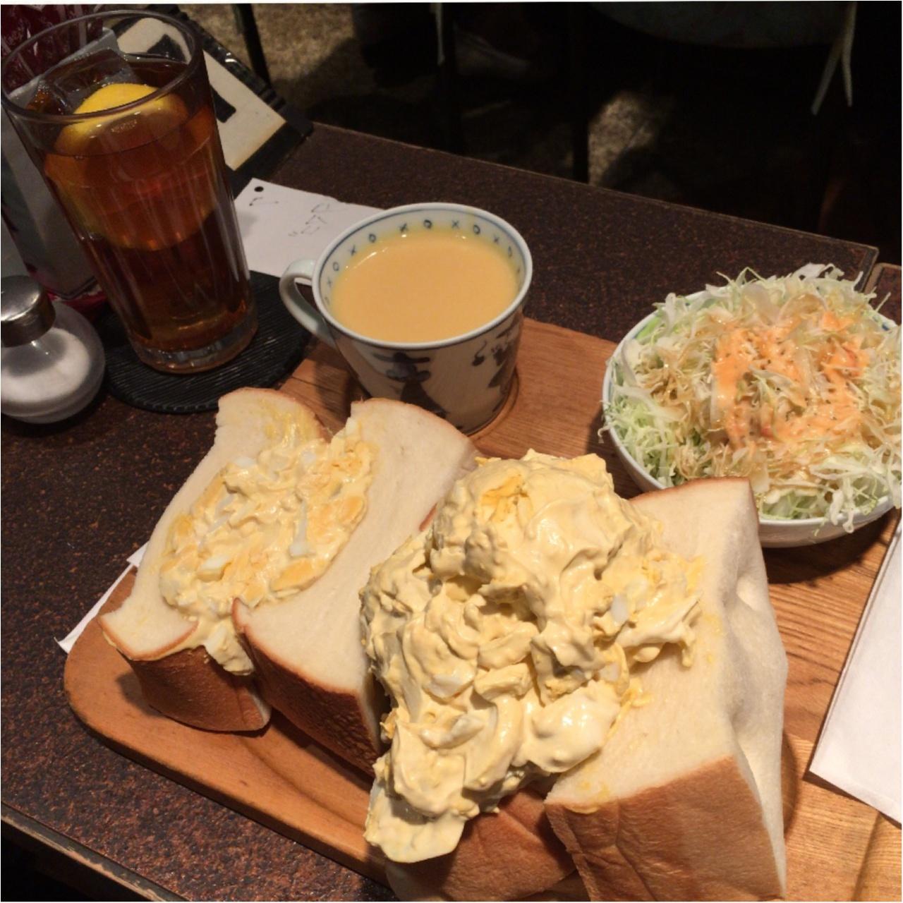 パン1斤まるごと?!東銀座の最強フォトジェニック萌断サンドイッチ♡_4
