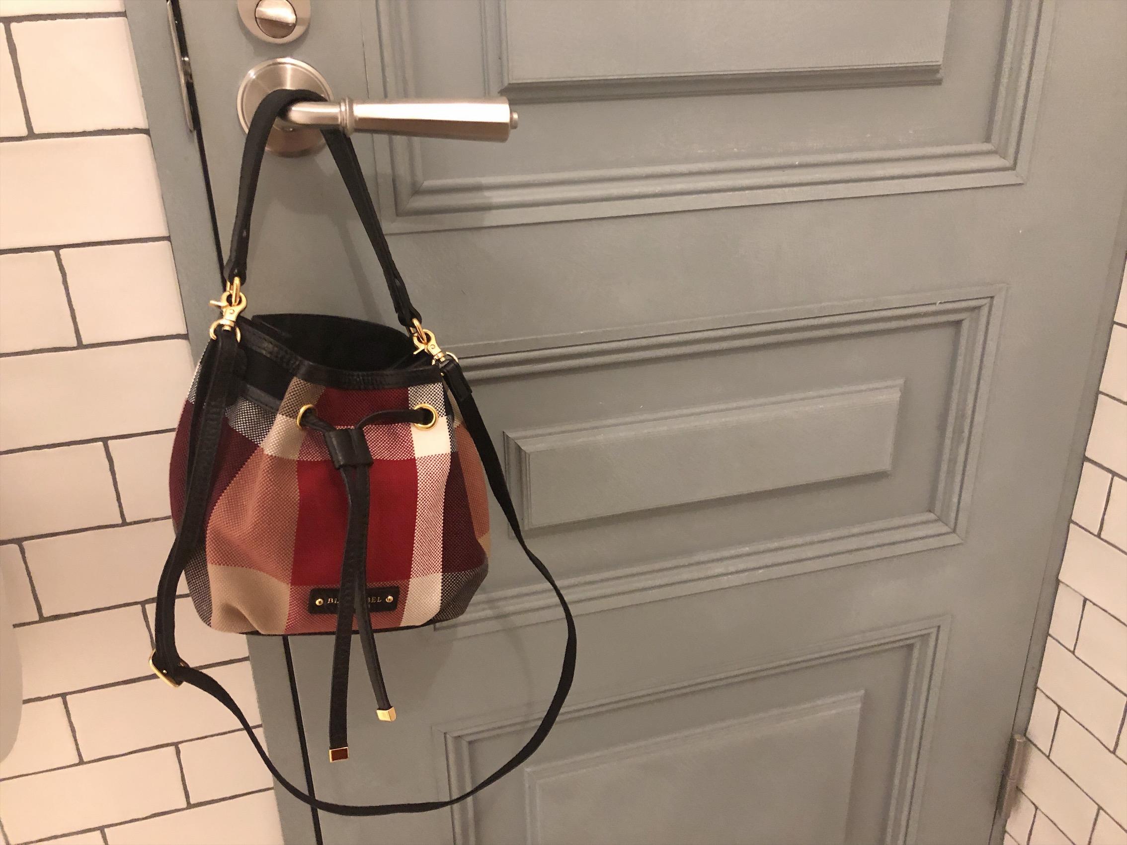 こんなバッグが欲しかった♡コロンと小さいのに十分荷物が入る《ブルーレーベル・クリストブリッジ×MORE》!!_4