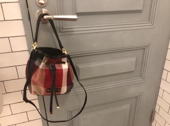 こんなバッグが欲しかった♡コロンと小さいのに十分荷物が入る《ブルーレーベル・クリストブリッジ×MORE》!!