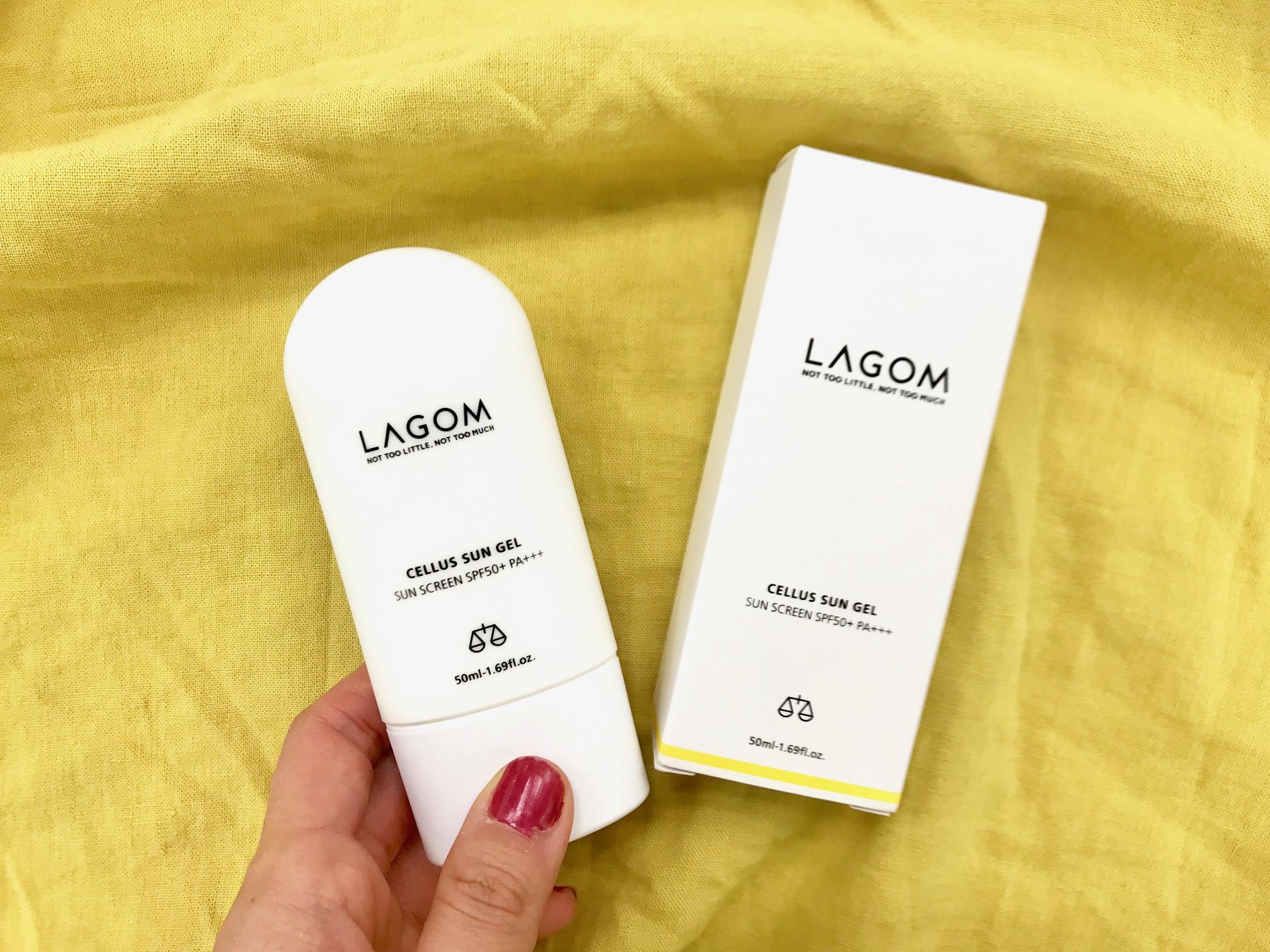 韓国コスメ『LAGOM(ラゴム)』の日焼け止め乳液「サンジェル」が、良すぎるから試してほしい件。_1