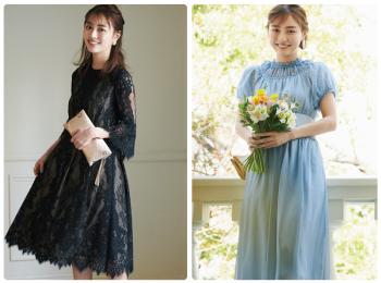 結婚式特集《服装編》- 20代女子の披露宴や二次会におすすめのお招ばれ服はこれ!