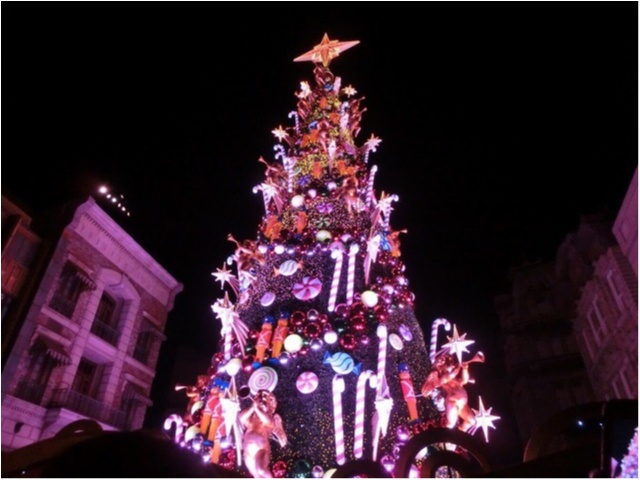 《USJクリスマス》クリスマスショーの「天使のくれた奇跡」がグランドフィナーレ♡_8