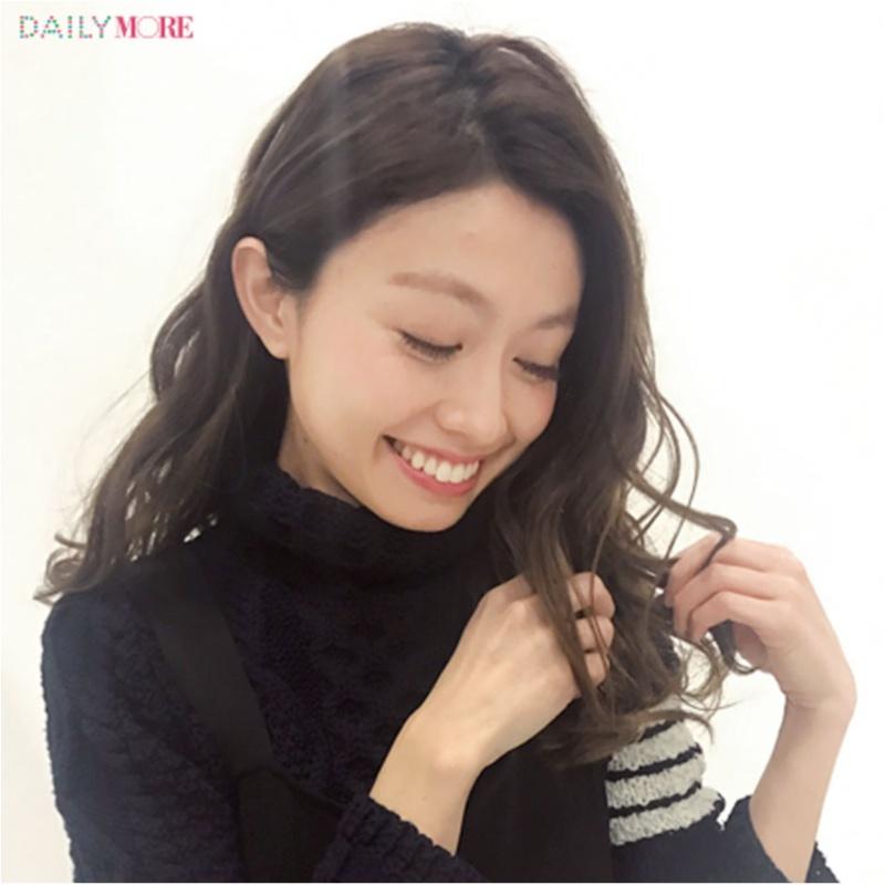 木野園子ちゃんは『LILAY(リレイ)』のマルチバームでトレンドのヘアスタイルに♡【教えて! モアビューティズの1UP美容♡】_2