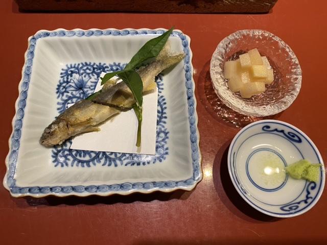 銀座の美味しいお寿司屋さんに行ってきました。_2