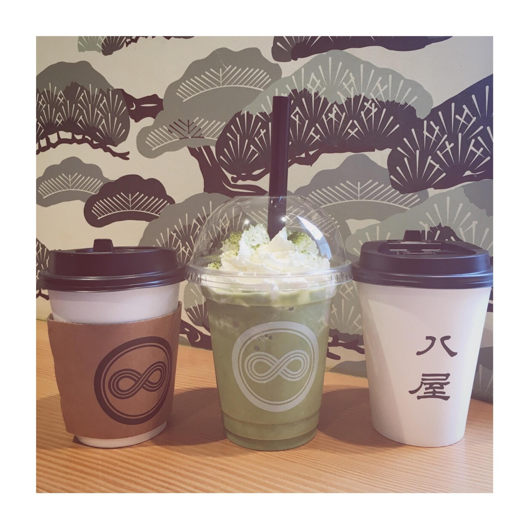 #9【#cafestagram】❤️:《代官山》の日本茶スタンドカフェ「八屋」で和モダンなカフェタイムを☻♡!_3