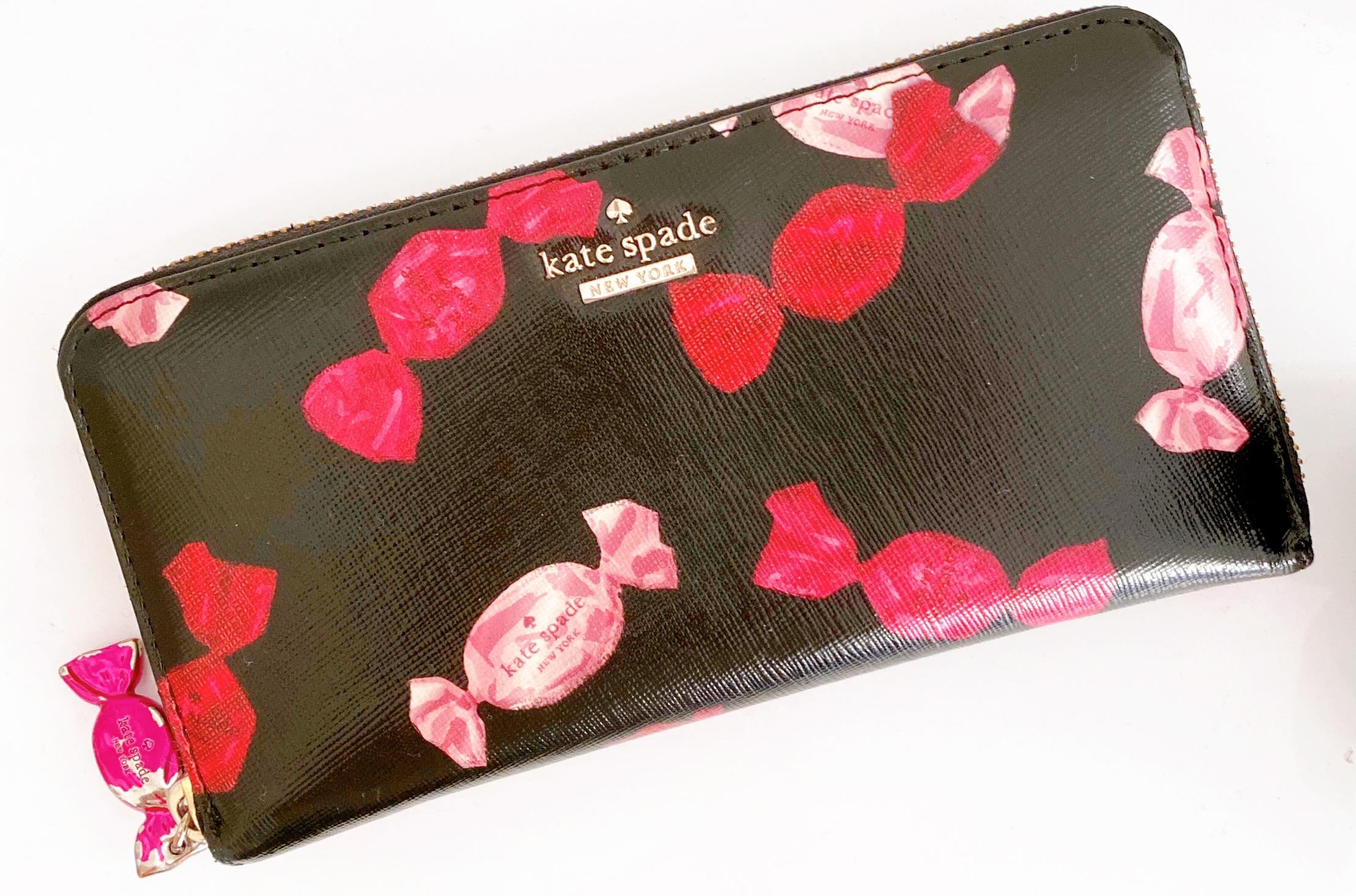 【20代女子の愛用財布】ミニ財布とおそろで持ちたい!イヴ・サンローラン_4