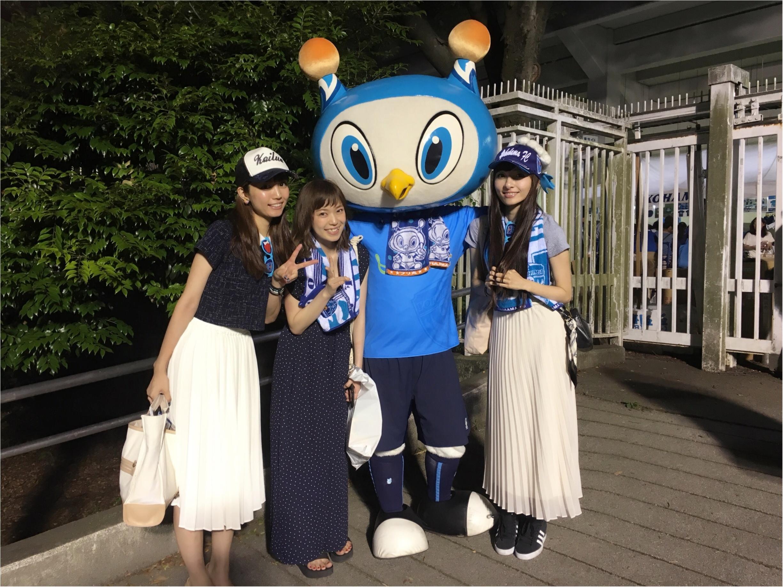 ♡サッカー観戦×モアハピ女子会(*>ω<*)‼︎【横浜FC】♡モアハピ◡̈のぞみ♡_18