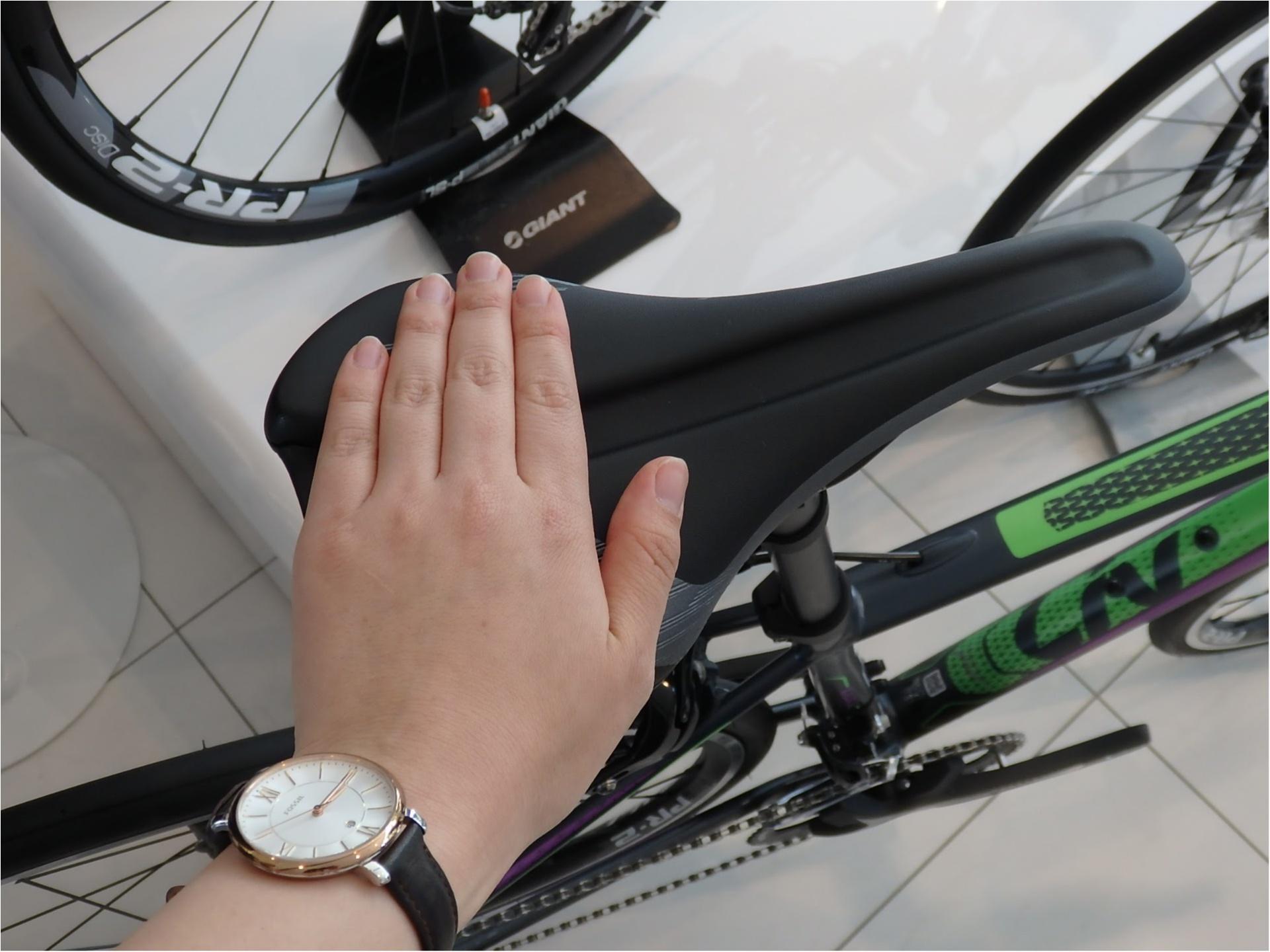 """世界初の女性向け自転車ブランド""""Liv""""でわくわくのウエア合わせ 【#モアチャレ あかね】_6_2"""